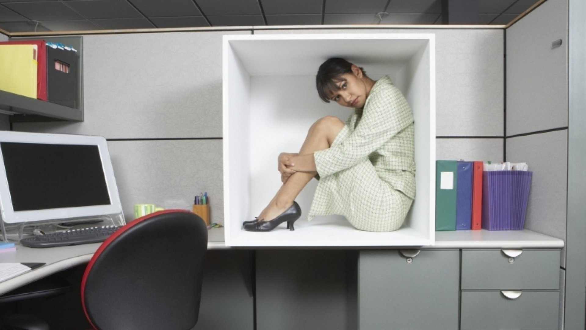 Is Your Cube Crushing Your Creativity?