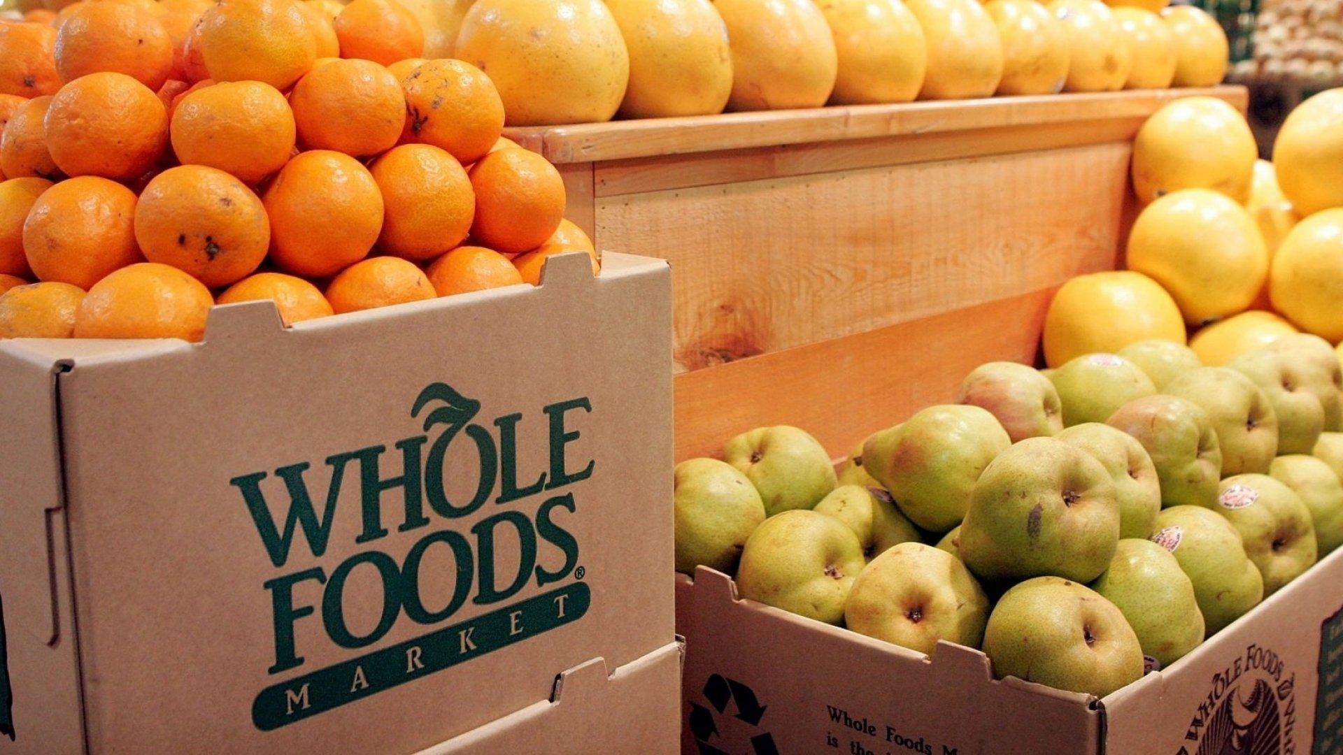 Jeff Bezos's Amazon Is Buying Whole Foods for $13.7 Billion