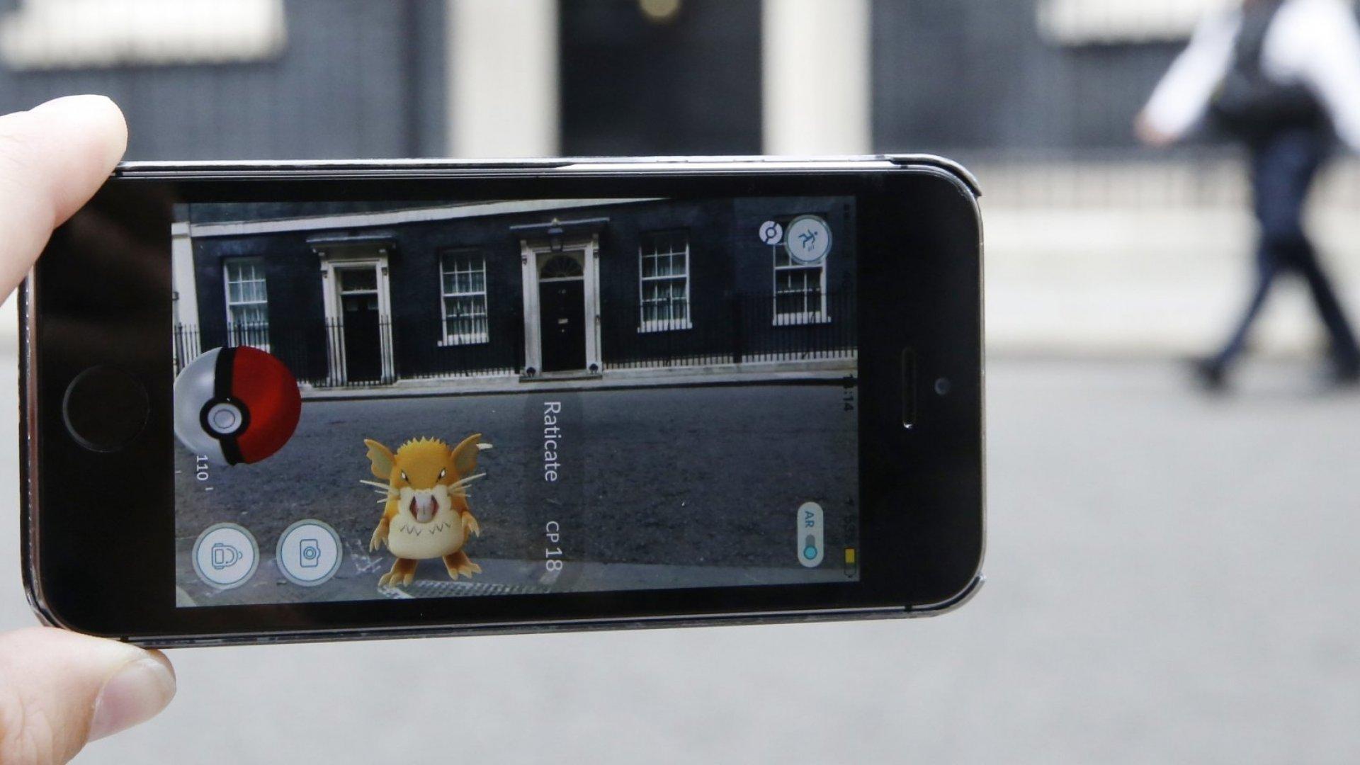Pokemon Go Does Nothing for Nintendo's Bottom Line