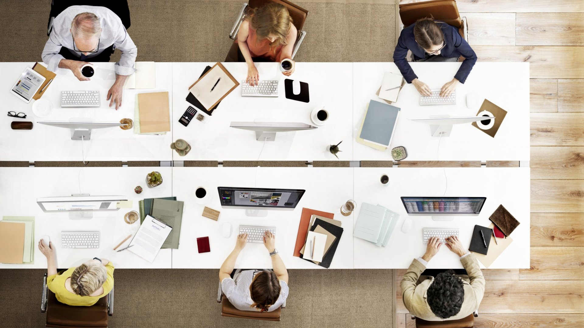 12 Things You Can't Do in an Open-Plan Office