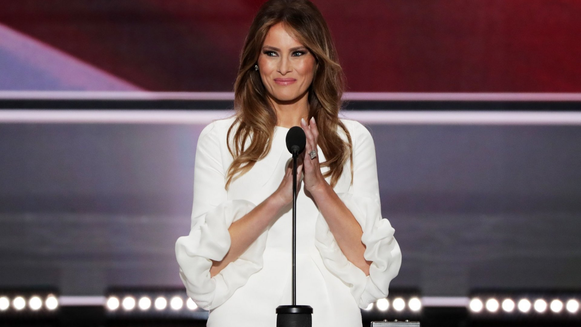 9 Brilliant Apologies Melania Trump Could 'Steal From' (If She Ever Needs To)