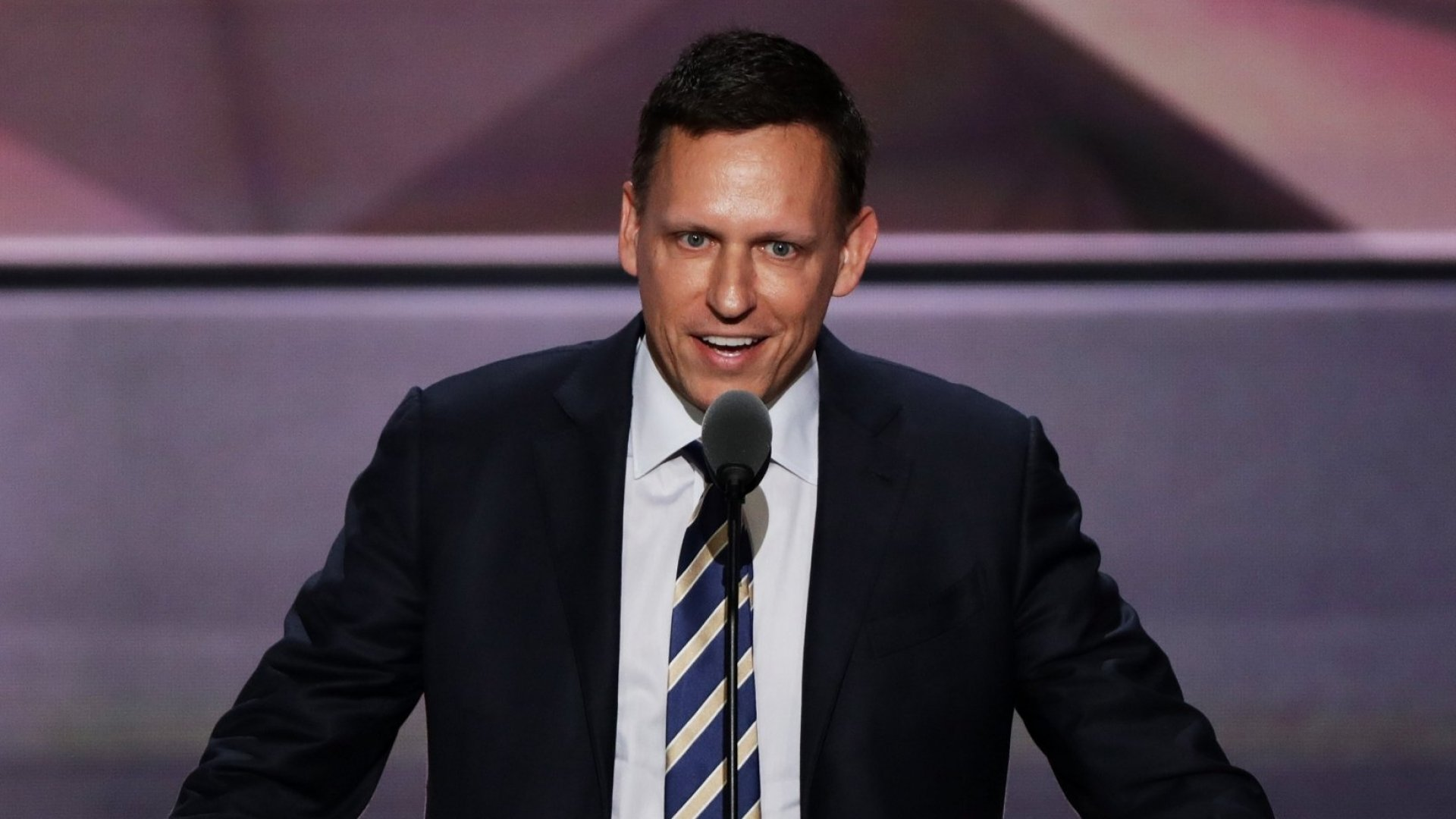 How Peter Thiel Became a Silicon Valley Pariah
