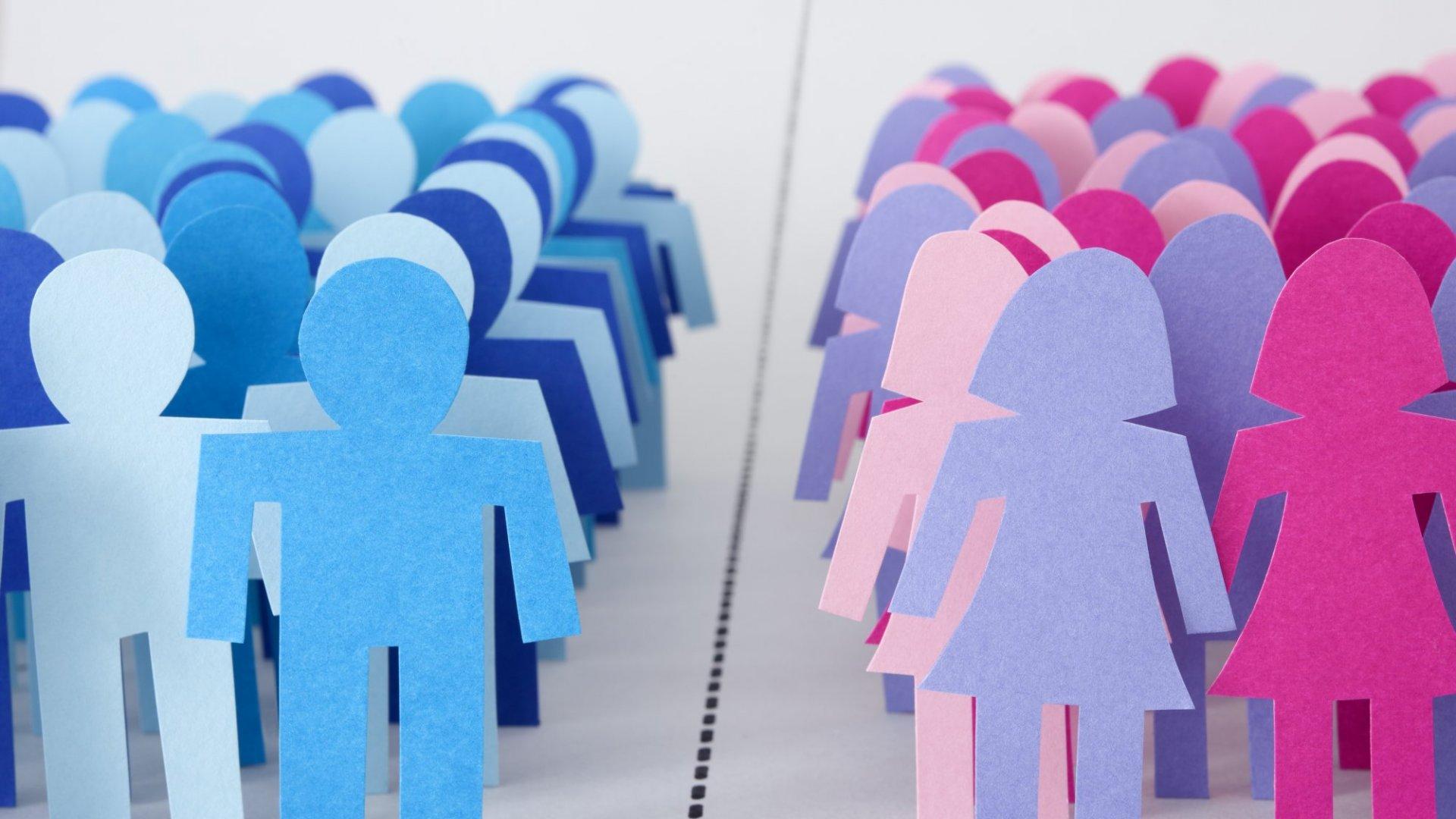 The Gender Gap Is Narrowing, but Gender Intelligence Is Still Lacking