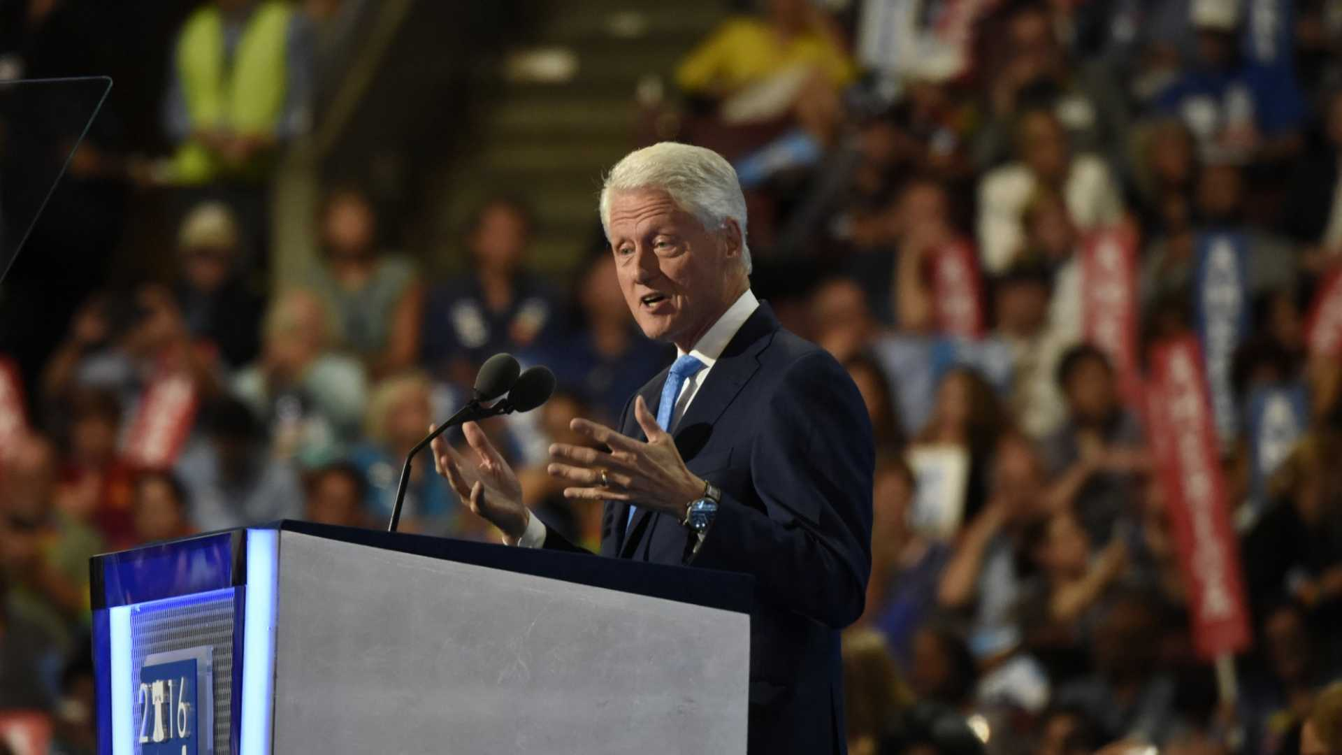 Bill Clinton's Speech About Hillary Last Night Is Exactly What Leaders Need To Do