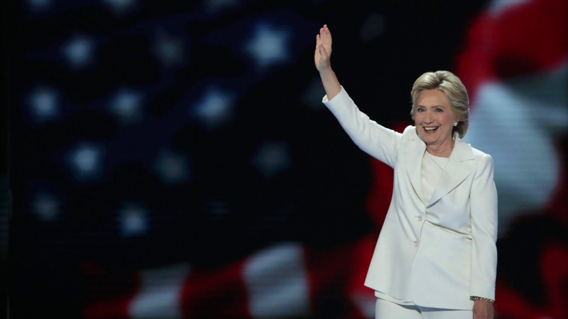 Hillary Clinton: 'We Need to Invest in Entrepreneurs'