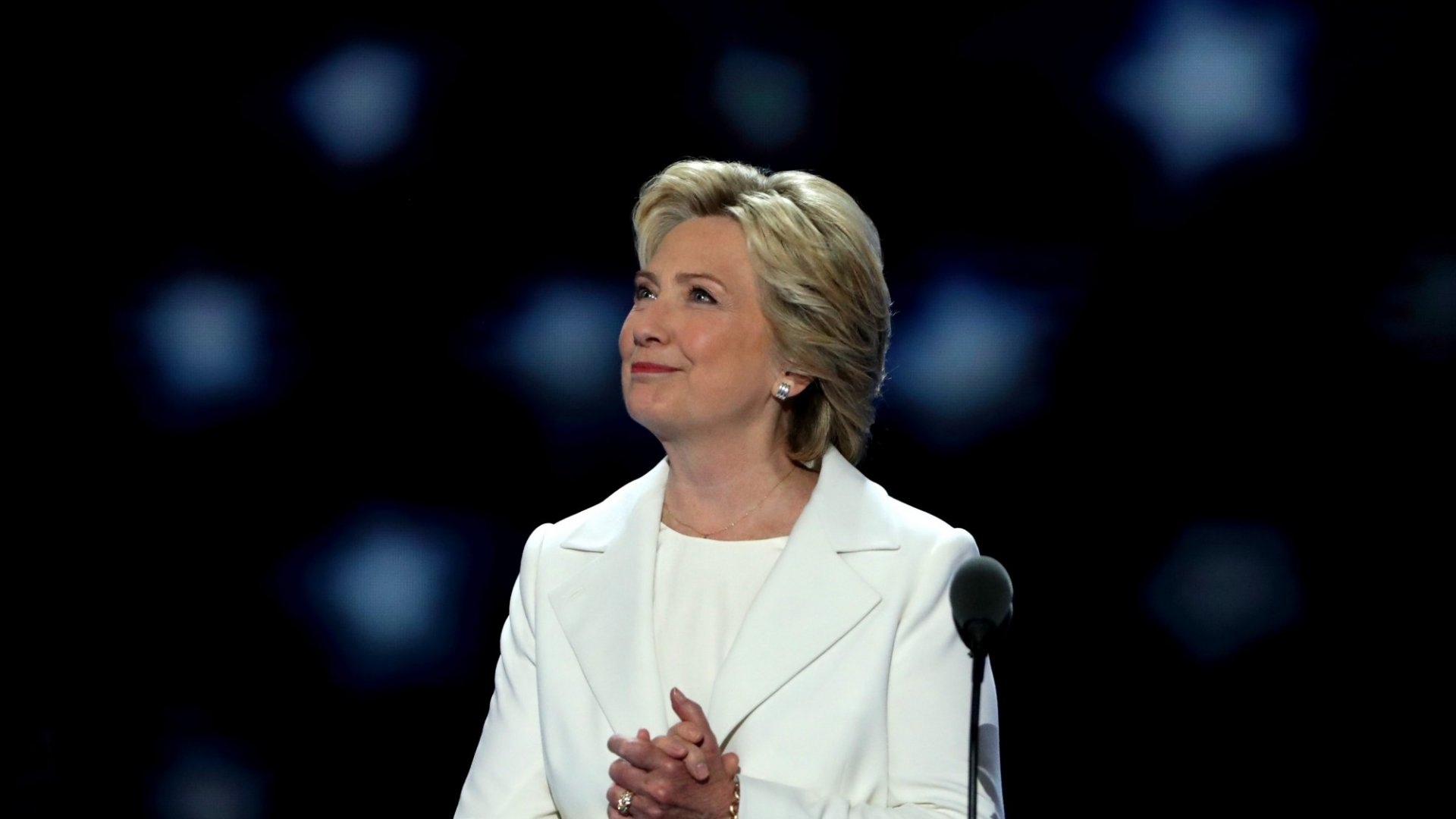 Why Hillary Clinton's 'Fire and Fury' Reading at the Grammys Was a Brilliant Branding Play
