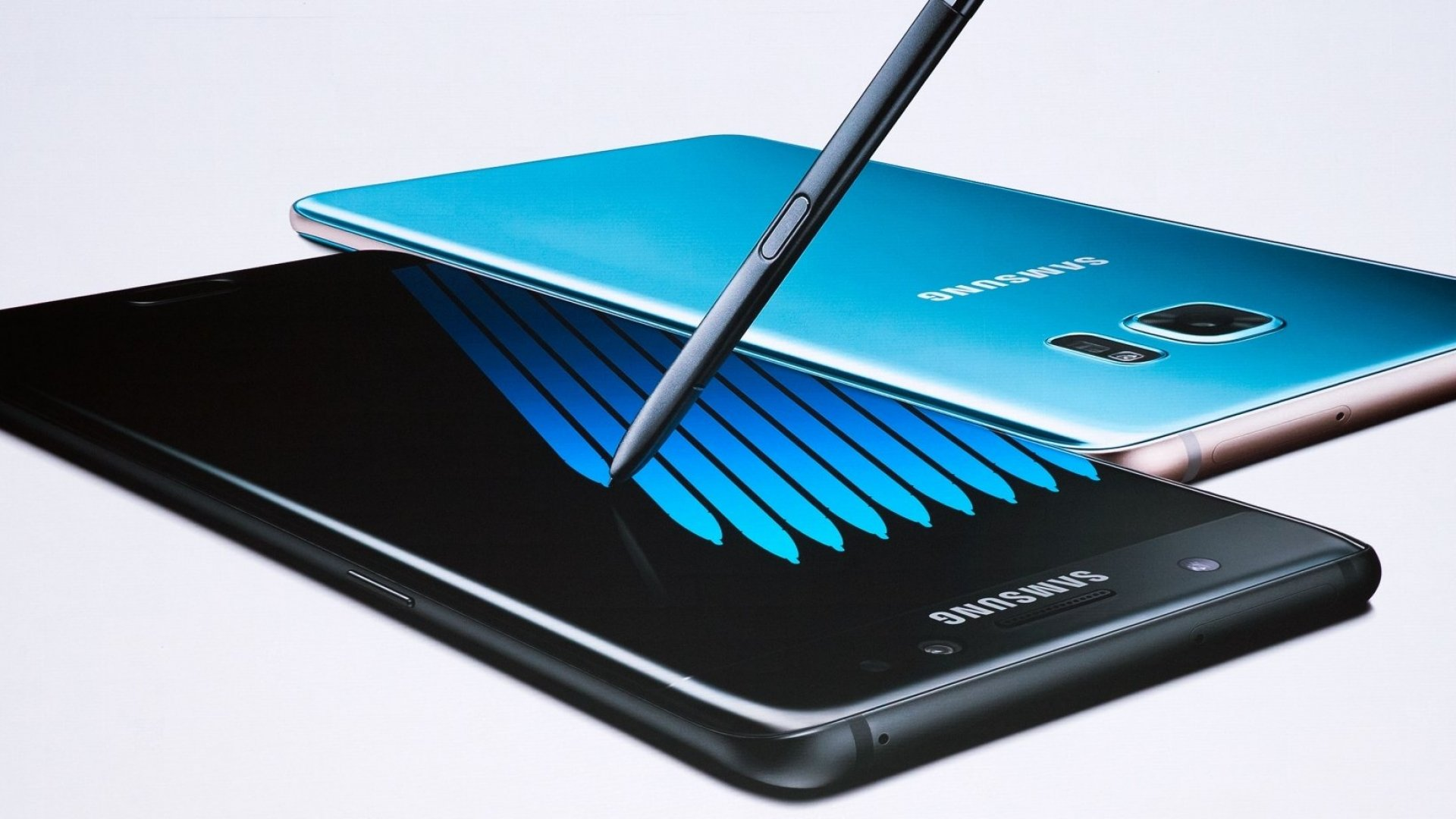 Samsung Announces Galaxy Note 7 Update to Avoid Battery Overheating