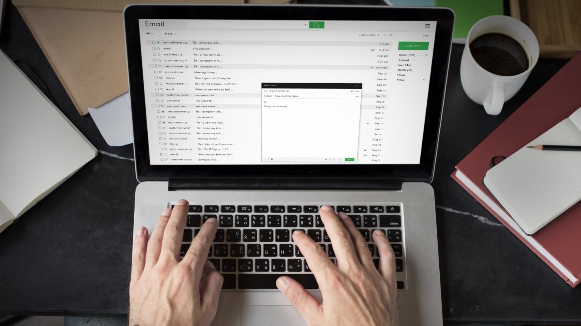 9 Steps to Organizing Your Inbox Today