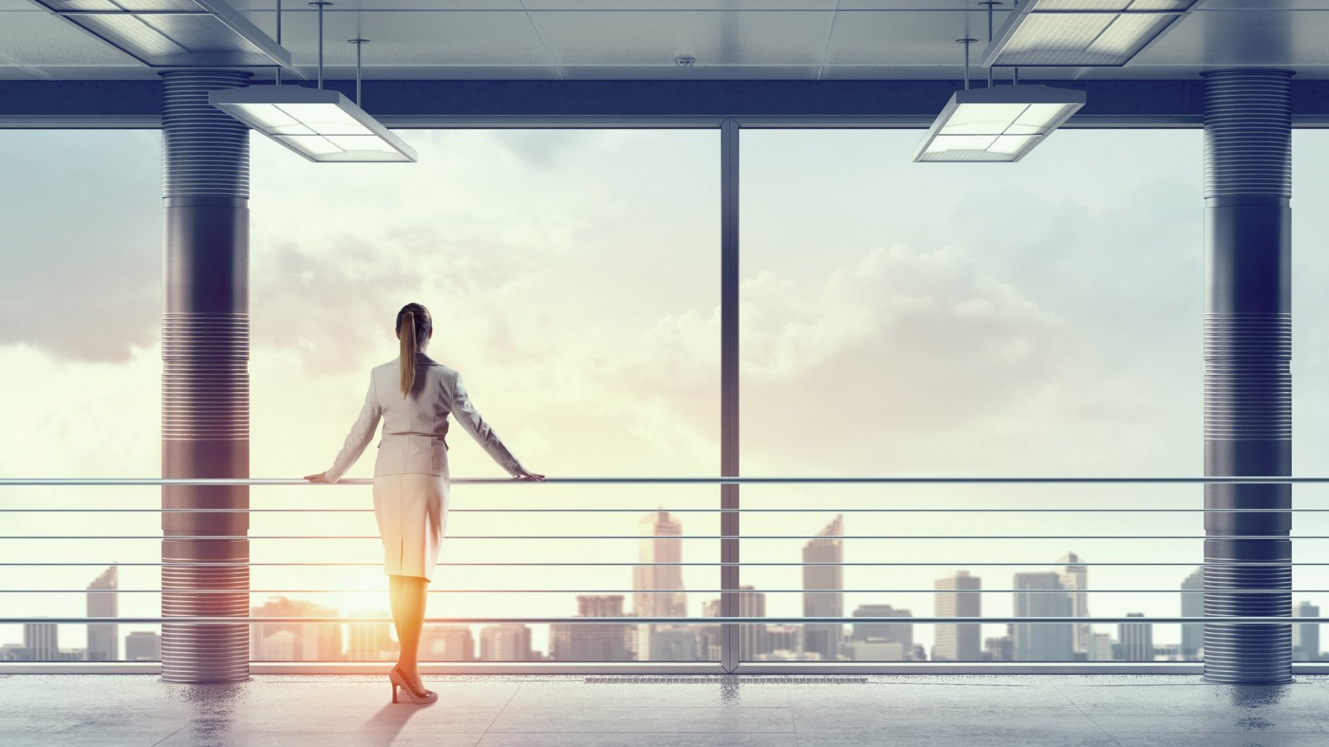 I Was the Only Woman in a Group of Male CEOs. Here's How the Experience Helped My Company
