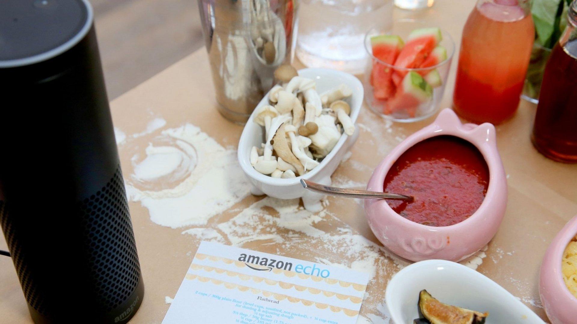 Amazon Alexa Recordings Demanded by Police in Murder Case