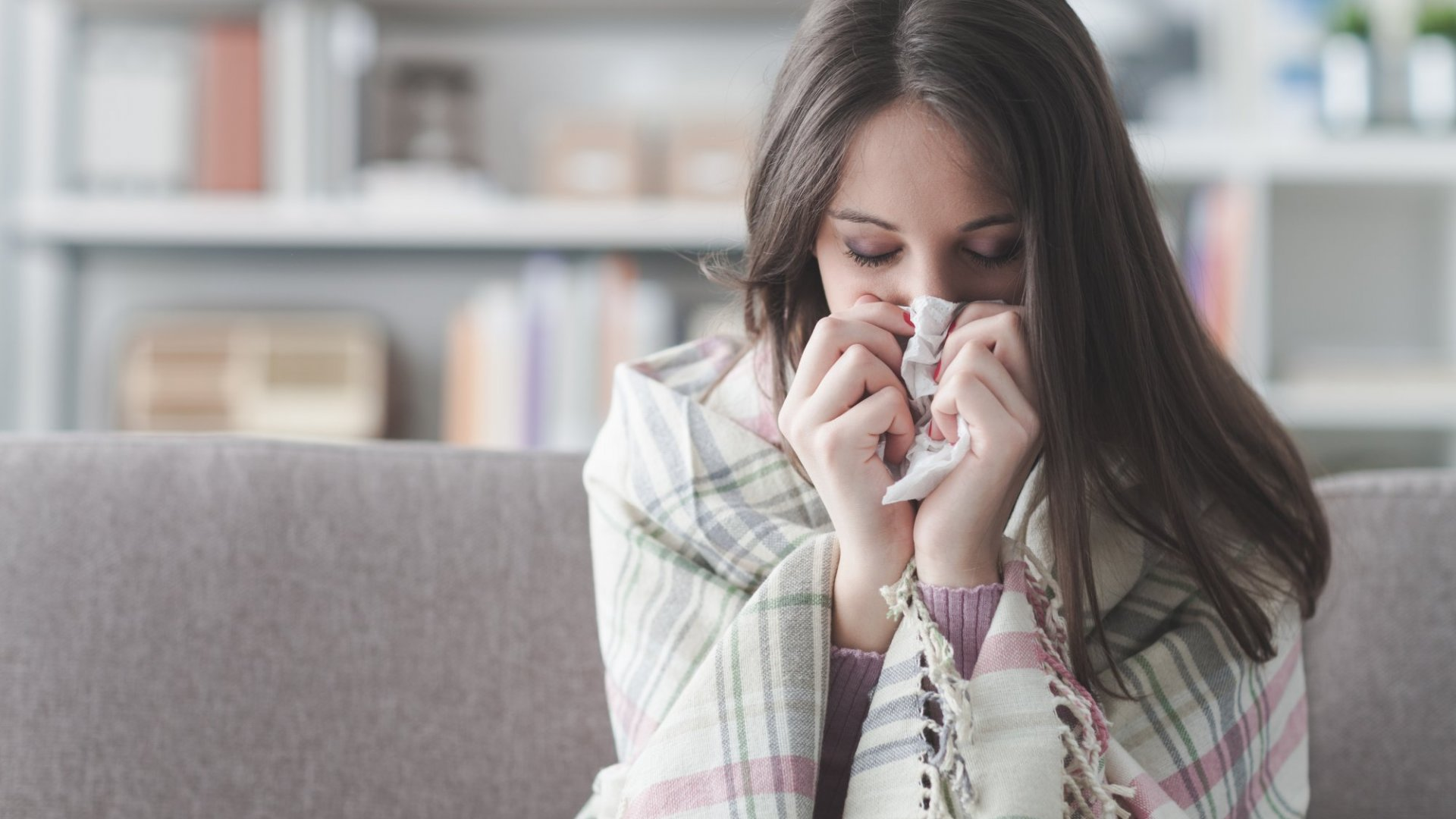 Catching a Cold Means Hours of Lost Productivity--Here's How You Can Prevent That