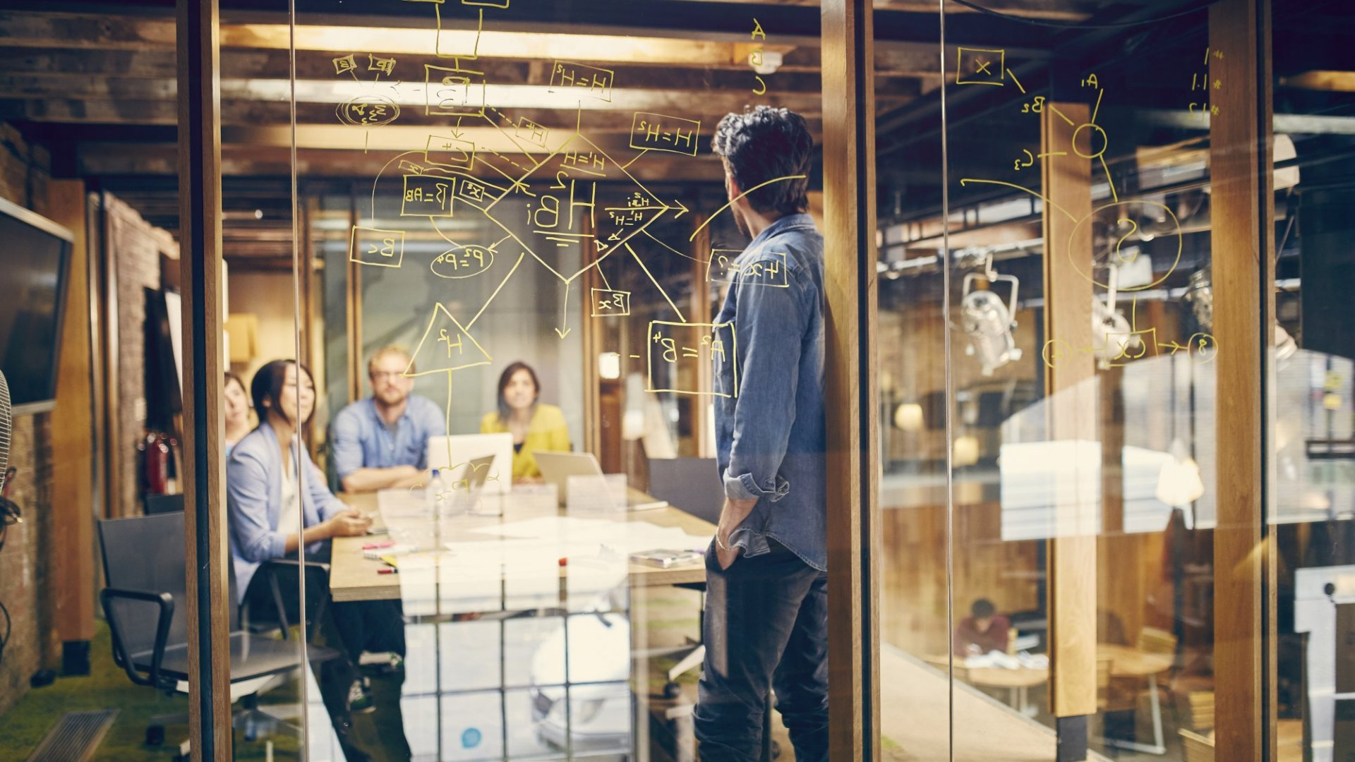 The most succcessful companies in the world look for ways to re-energize their work space.