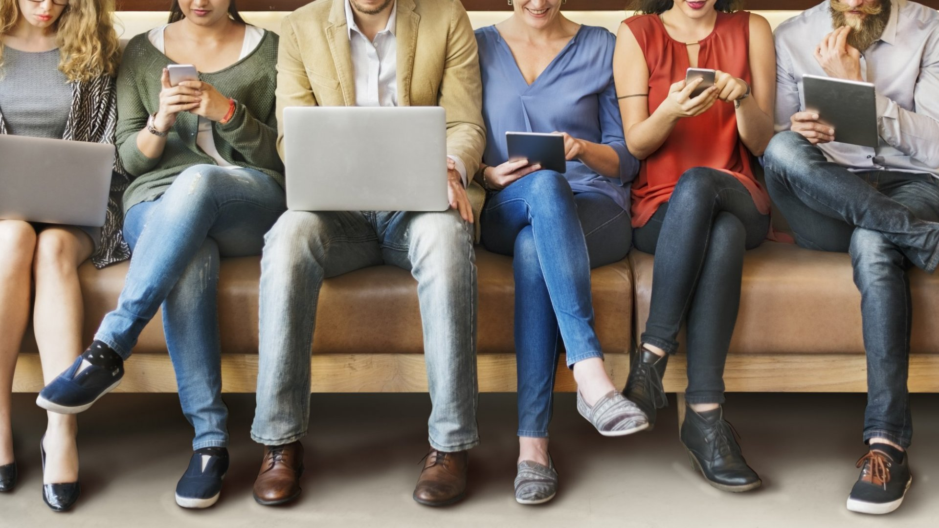 New Study Says You'll Share Life Milestones on Social Media Before Sharing Them In Person