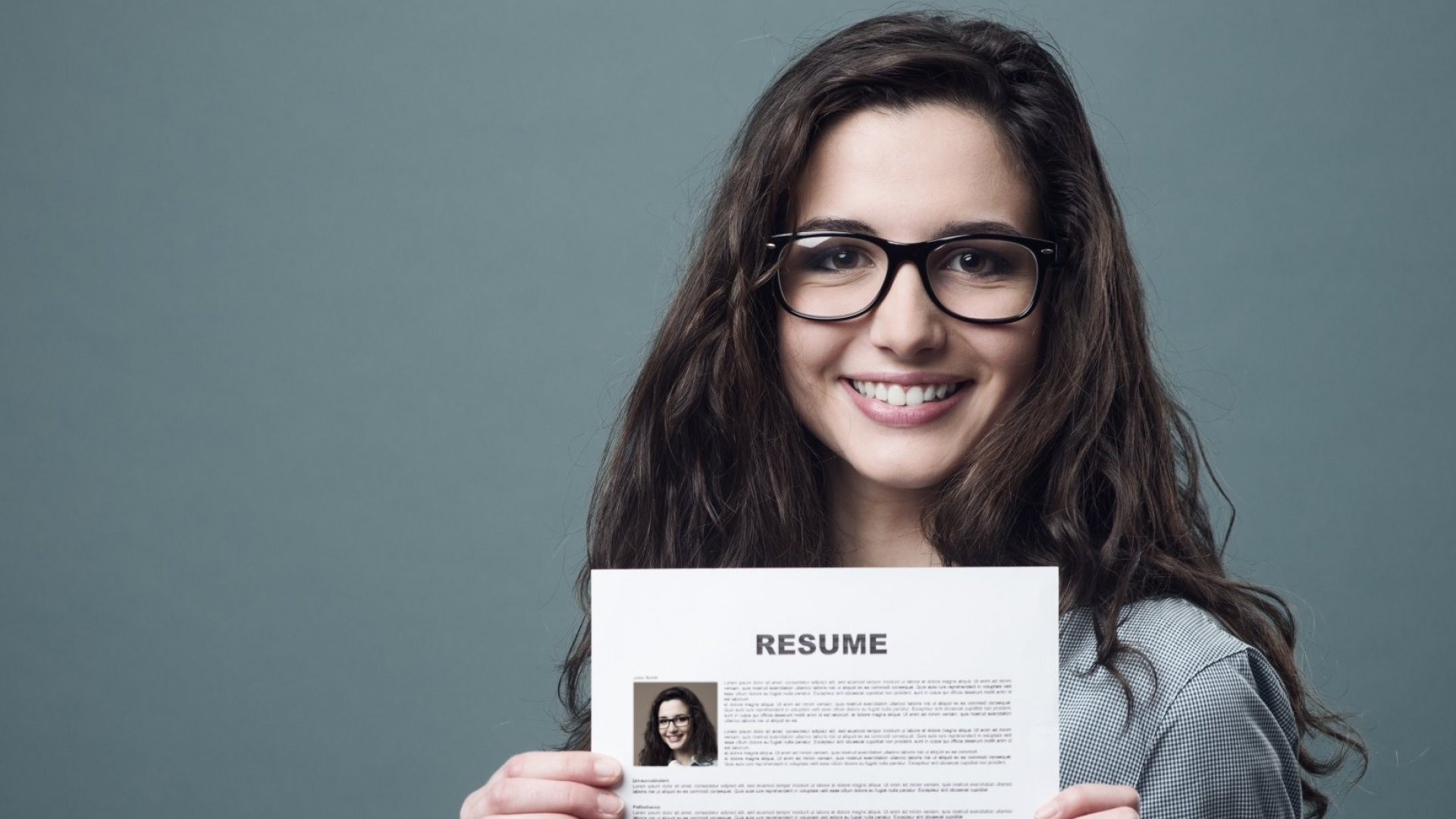 7 Mistakes That Make Your Resume Look Really Unprofessional