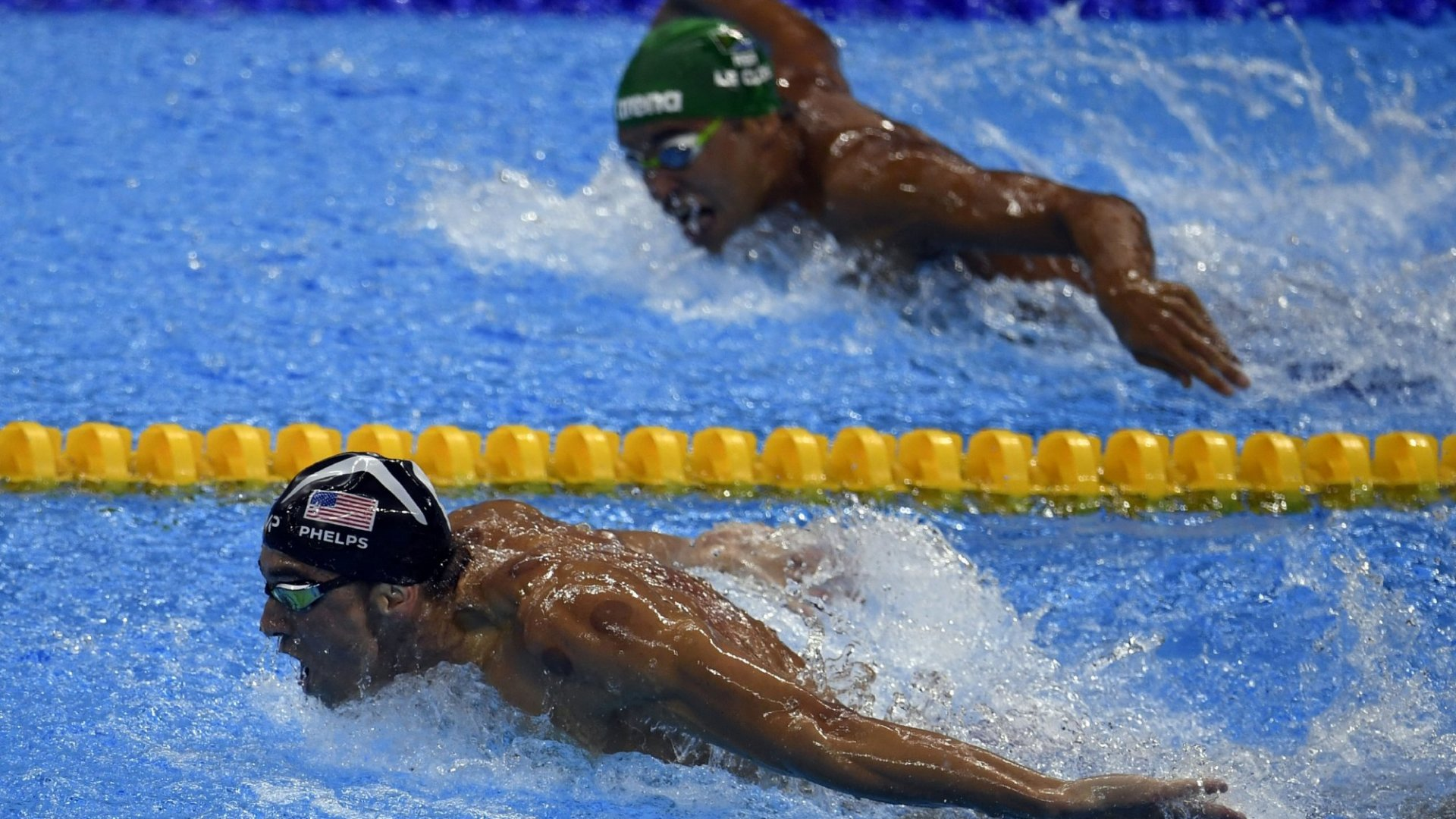 This Mindset Can Help You Destroy the Competition. Just Ask Michael Phelps