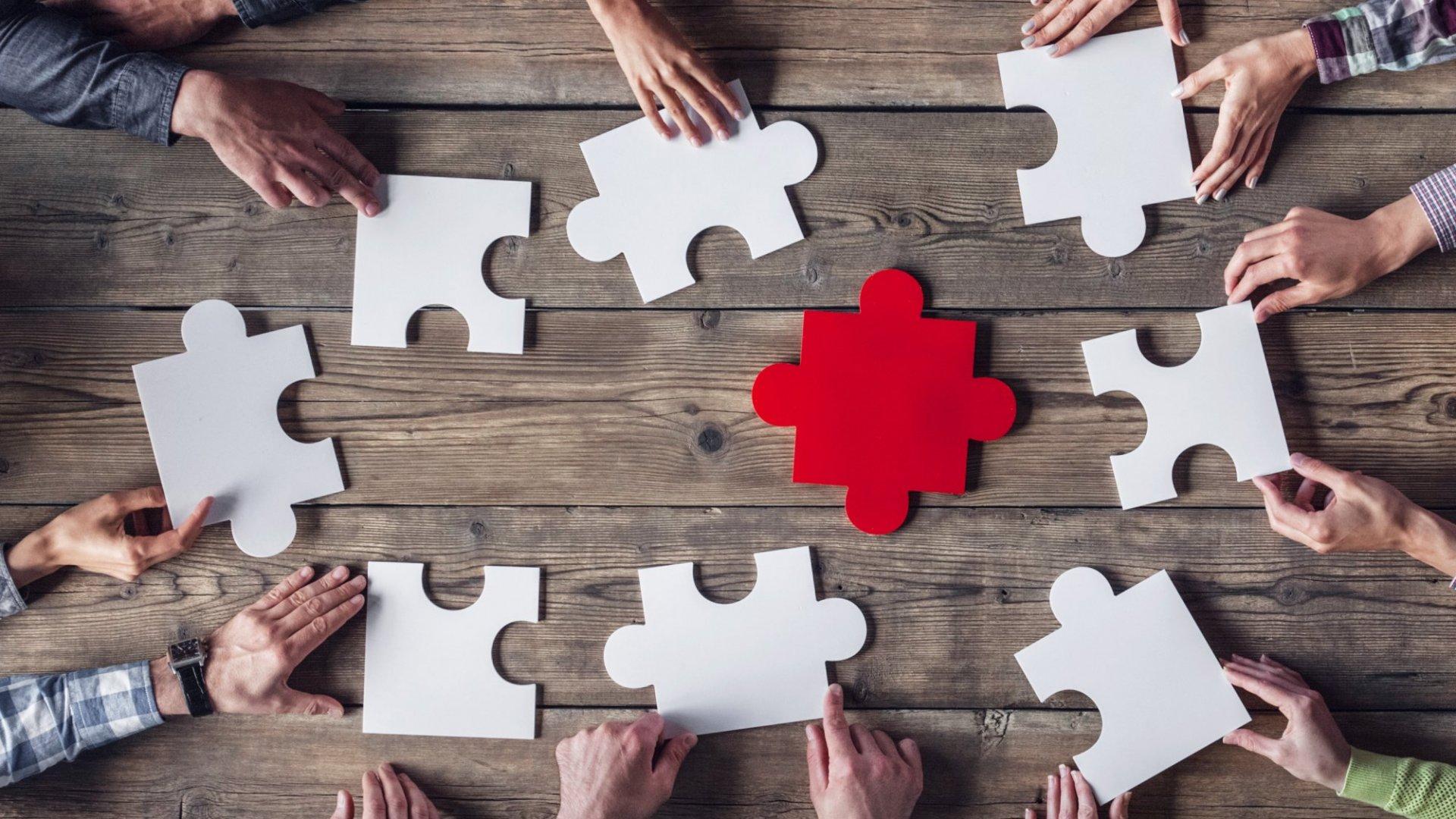 3 Surprising Ways to Develop Problem-Solving Teams