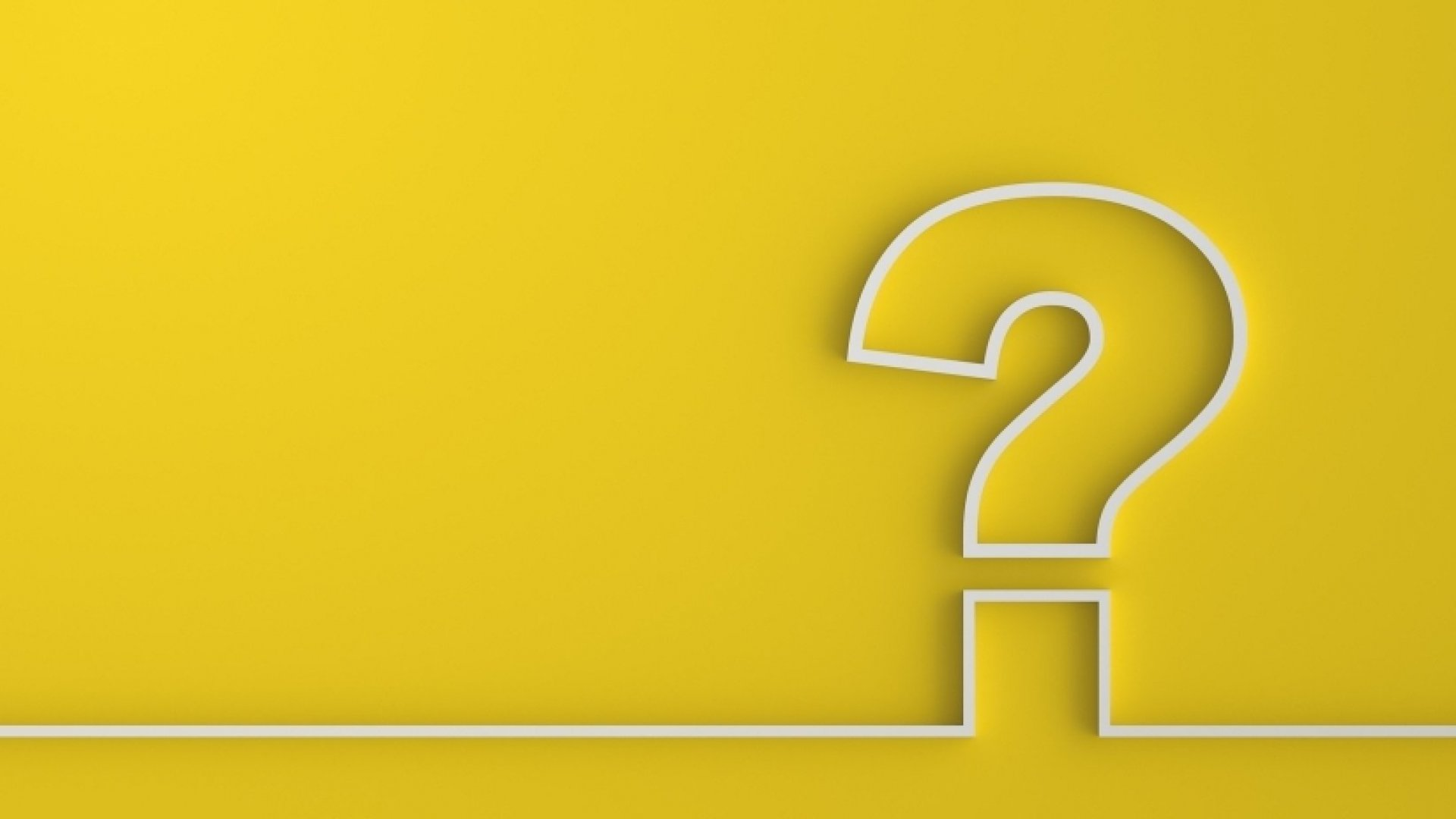 Whatever Your Role in the Company, You Should Get Used to Asking This 1 Question
