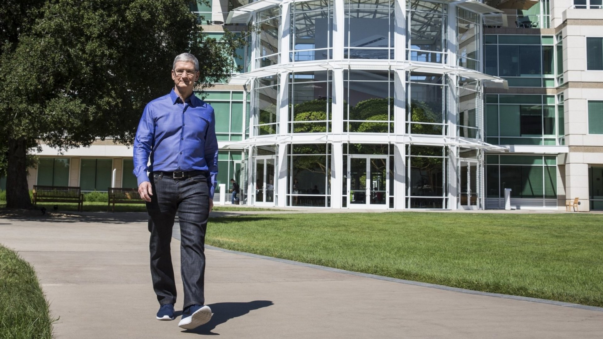 Tim Cook: Apple Is Prepared for 'Several Billion' in U.S. Repatriation Taxes