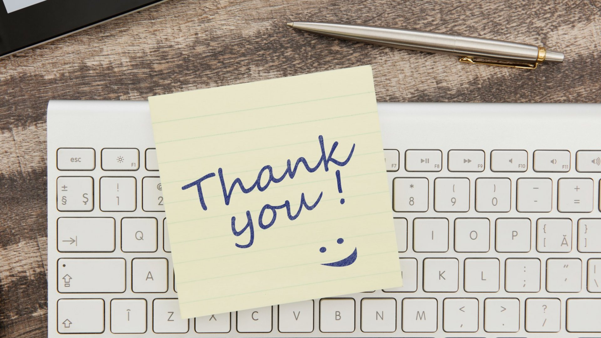 Dear Hiring Manager: Perhaps You Should Write the Thank-You Note