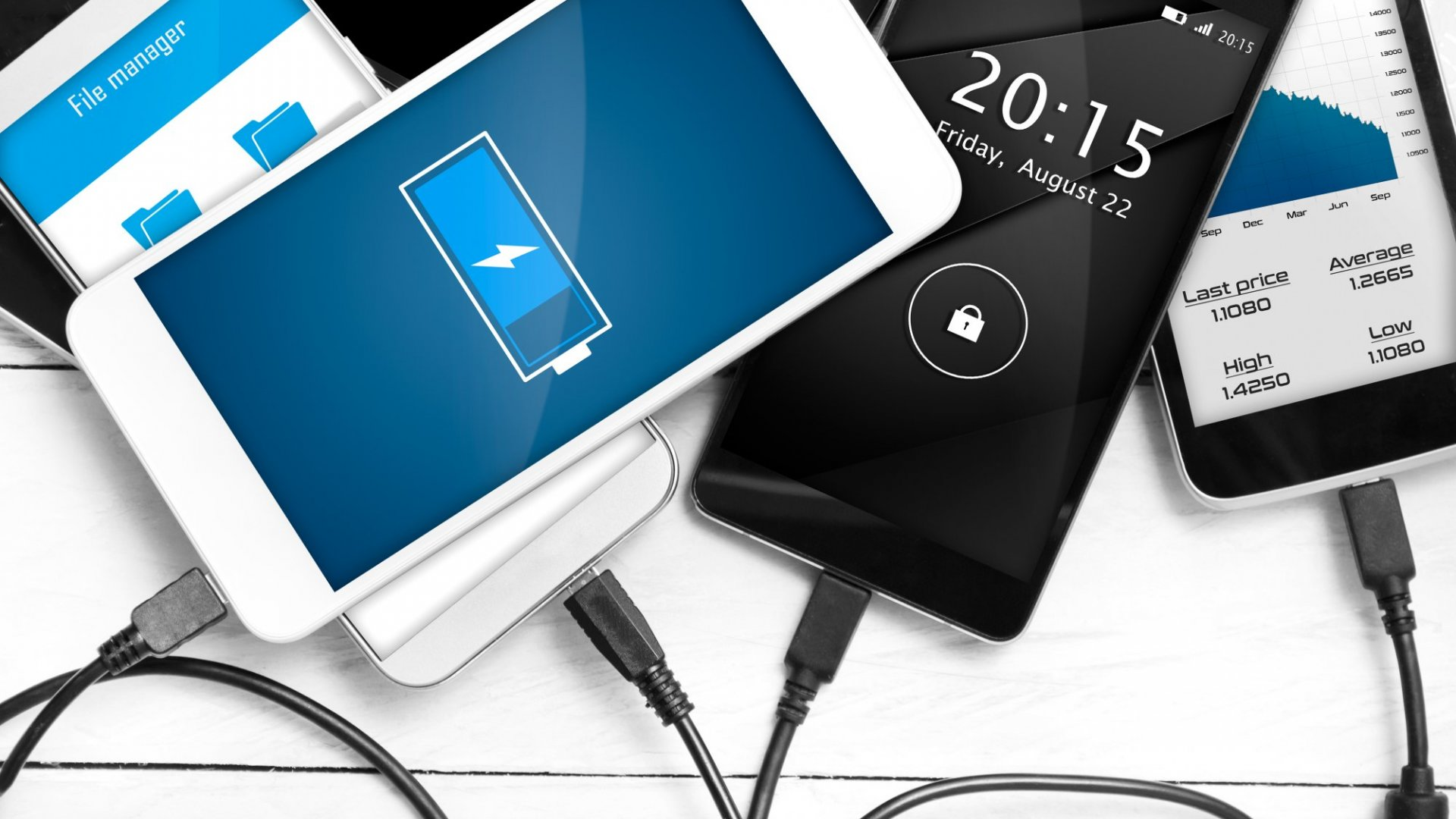 You're Charging Your Smartphone All Wrong