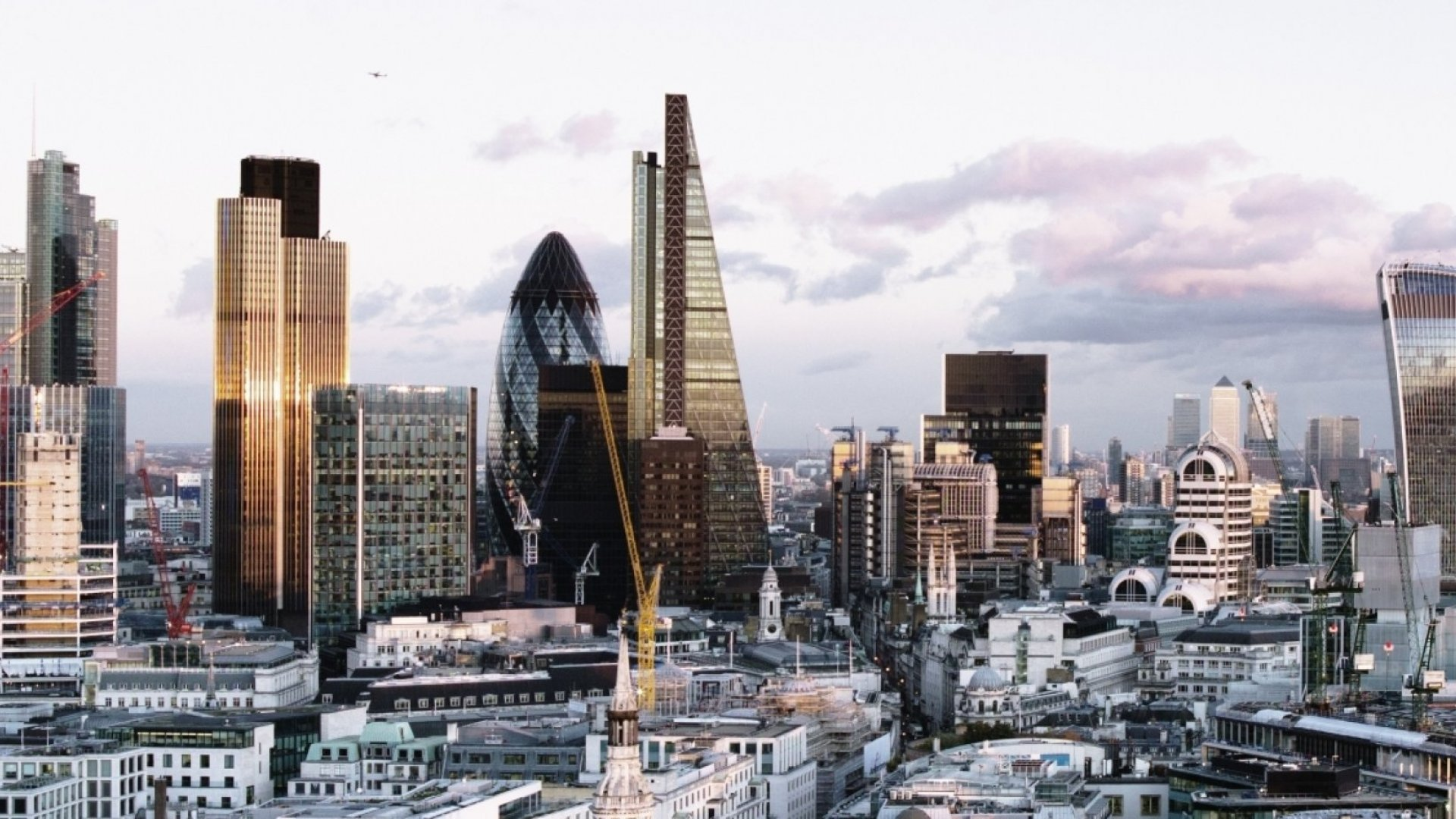 Why Some of the Biggest U.S. Tech Companies SeeLondon as Their Ticket to Growth