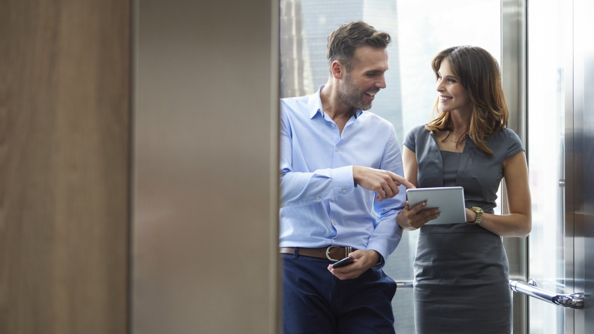 5 Ways To Take Your Elevator Pitch To The Next Level