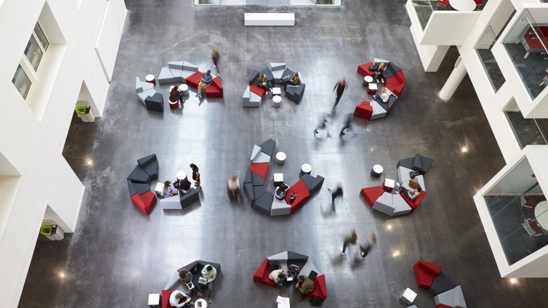 New Study: Open Offices Kill Teamwork