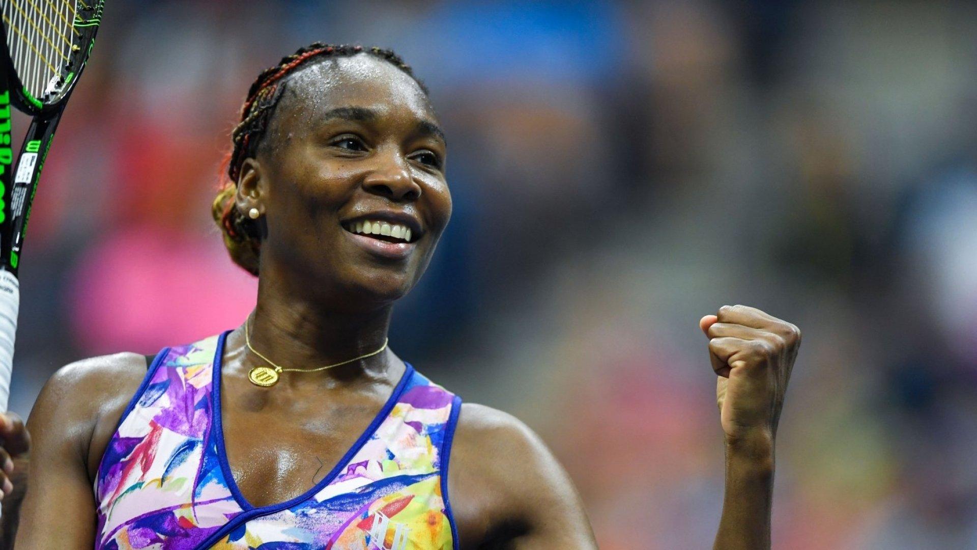 Venus Williams Backs New Robo-Adviser for Women