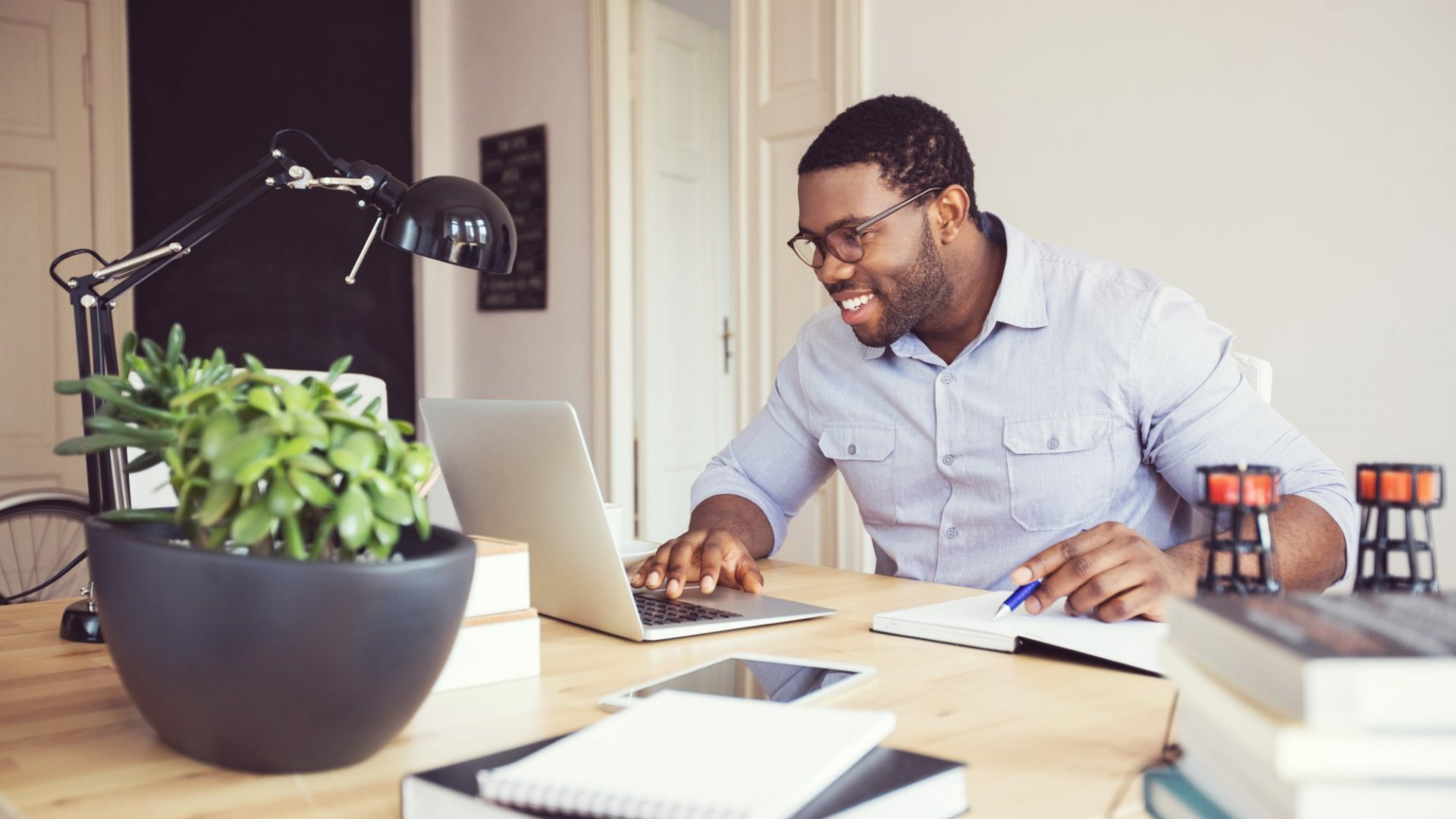 91 Percent of People Who Work at Home Are More Productive Than at Work