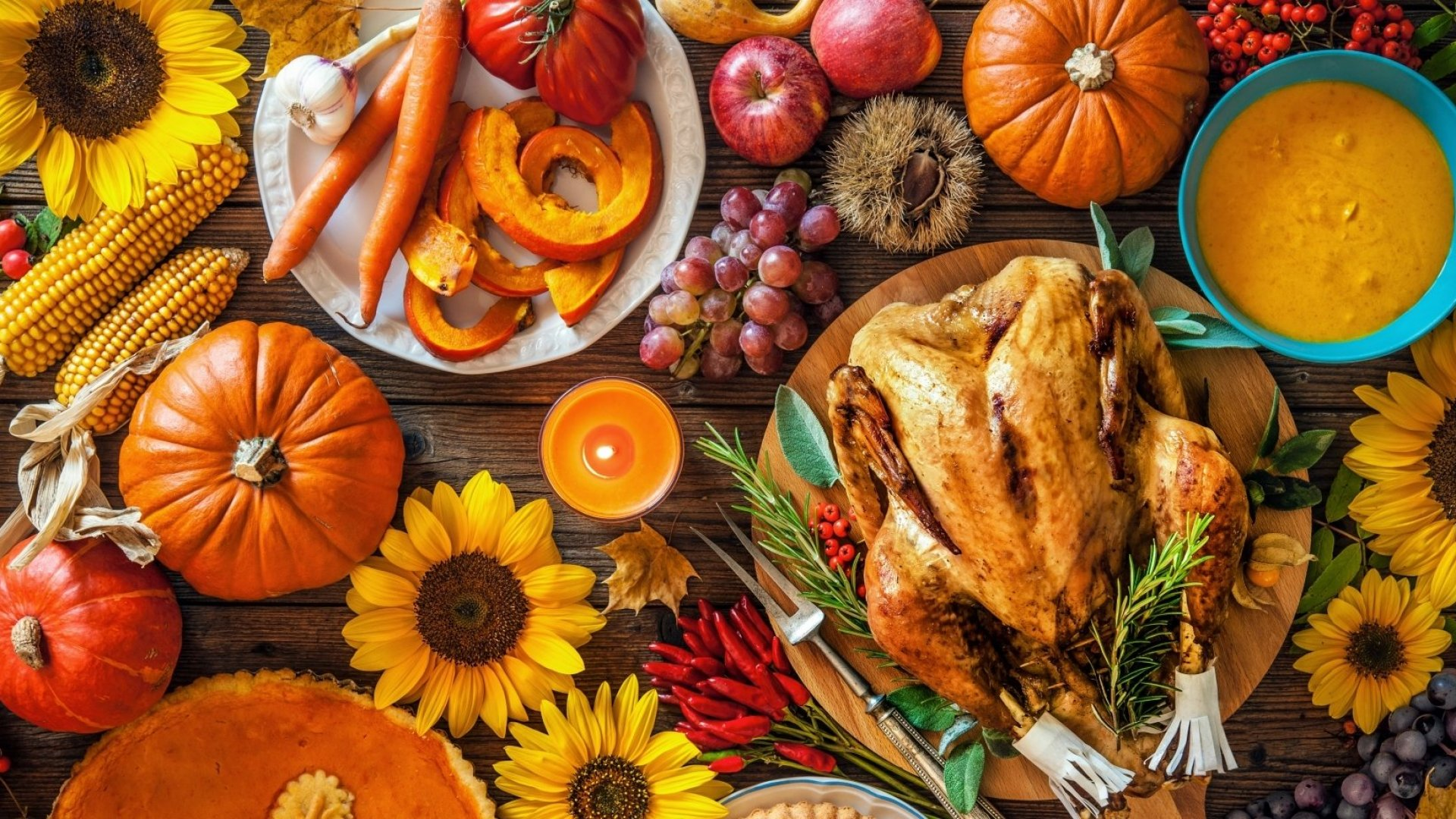 32 Simple Things to Be Grateful for in Life This Thanksgiving