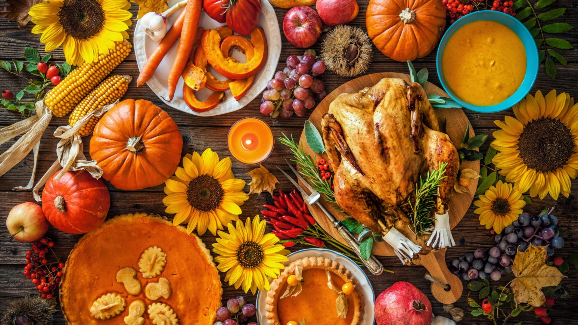 7 Tips for Getting Through Thanksgiving Even If You Don't Like It