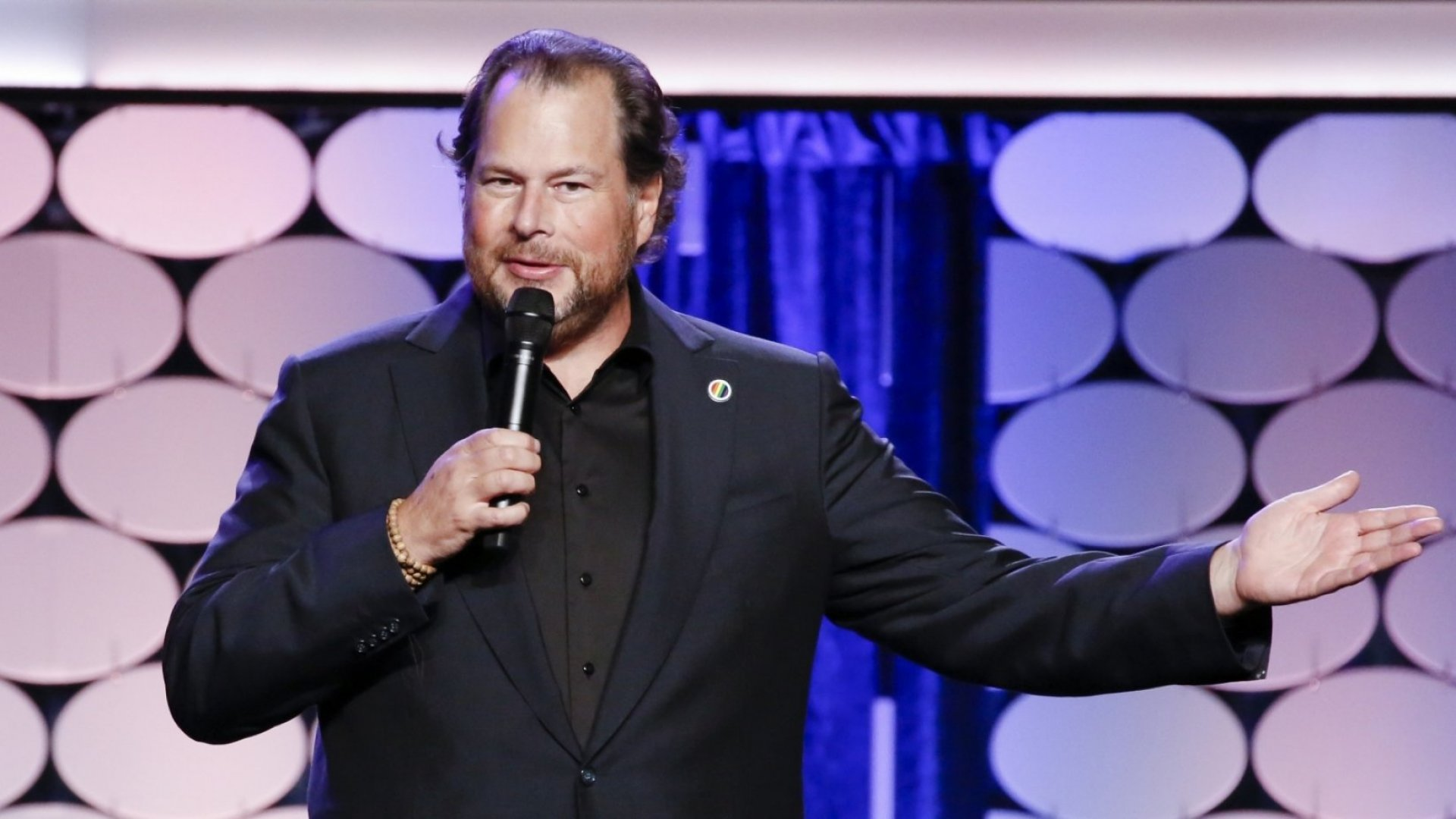 Marc Benioff: Facebook Should Be Regulated 'Exactly the Same Way You Regulated the Cigarette Industry'
