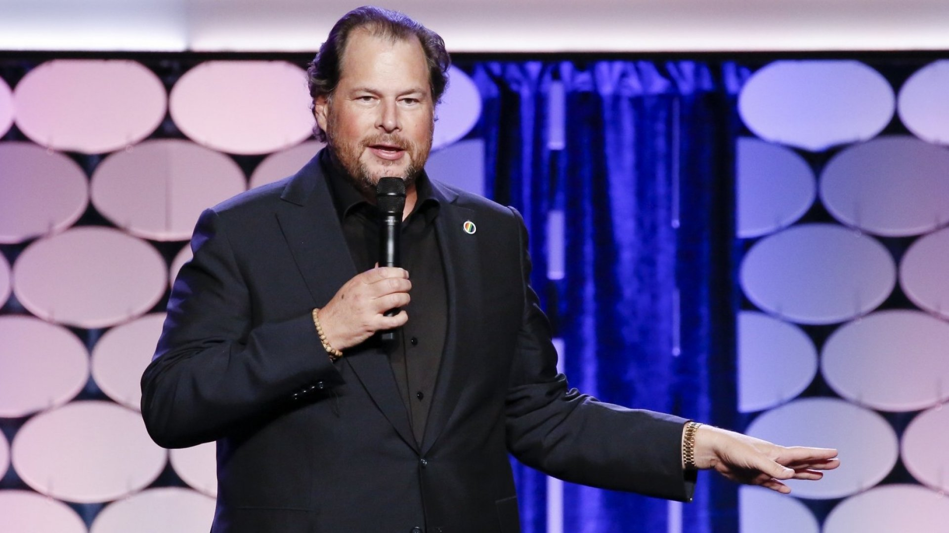 3 Lessons We Can Take From Marc Benioff's Perseverance and Ambition