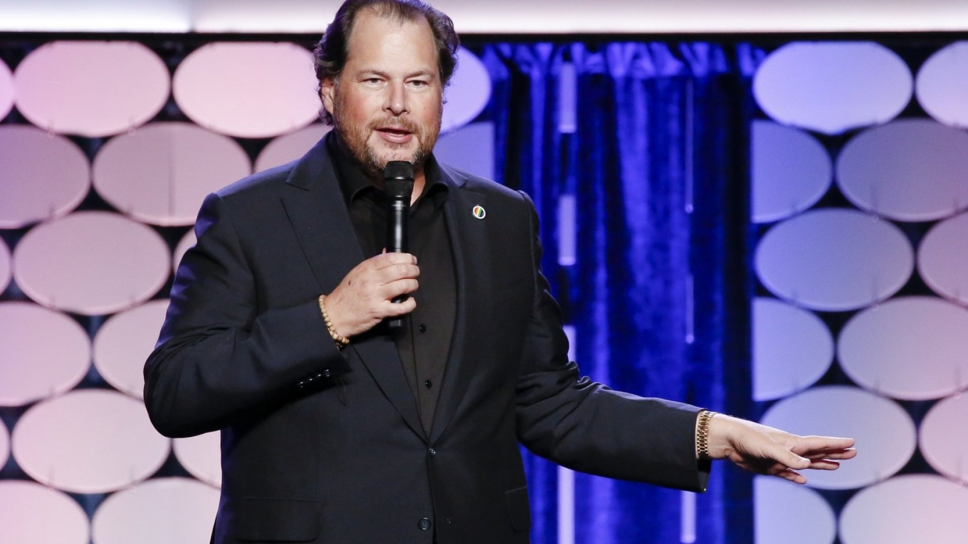 Marc Benioff,Co-Founder of Salesforce, Is Purchasing'Time' Magazine for $190 Million