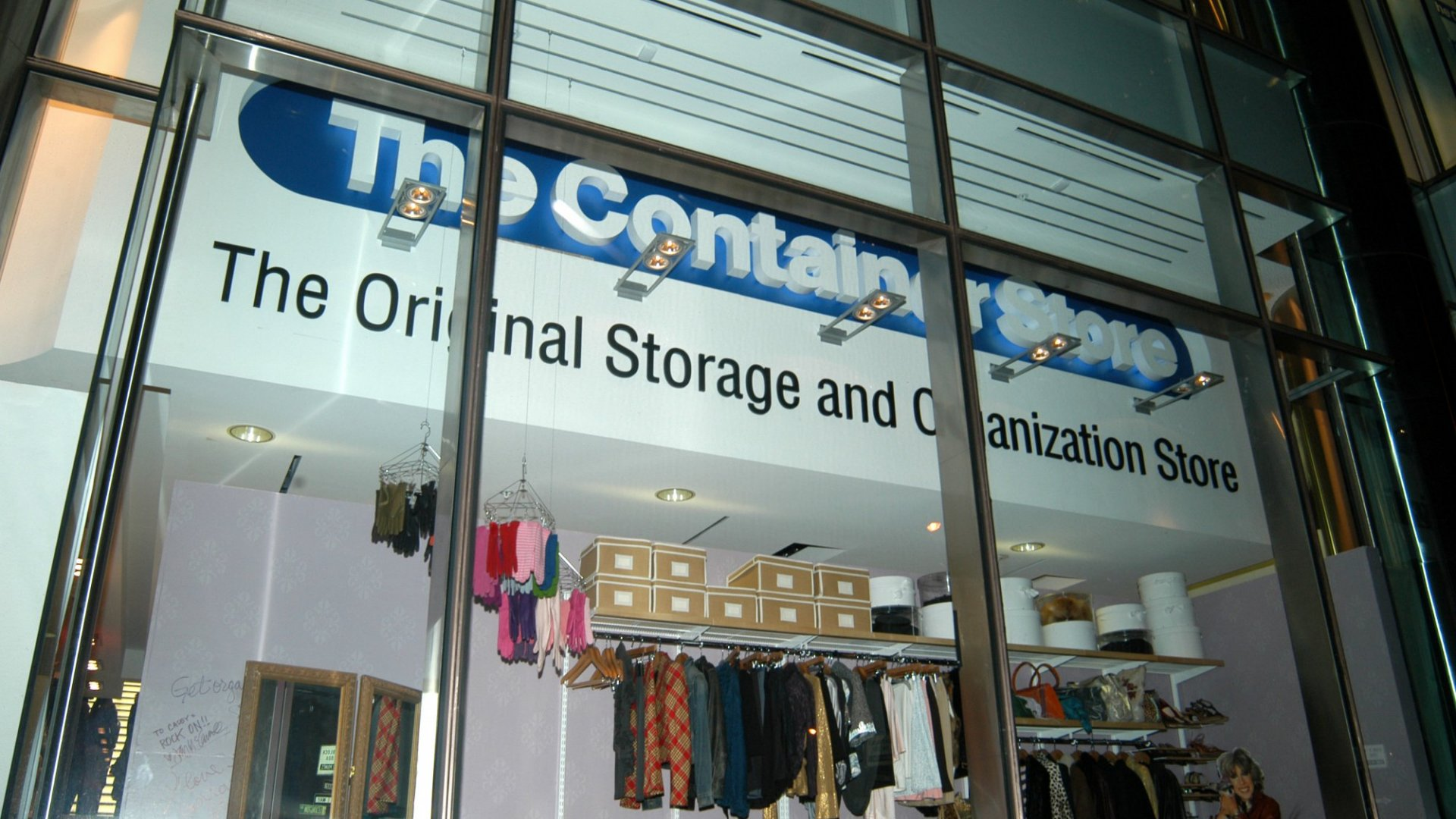Container Store Beats Wall Street Expectations