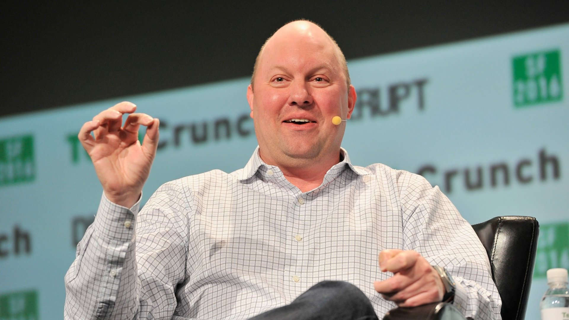 Marc Andreessen Returns to Twitter With an Offer: Pay Me $20 to Ask Me Anything