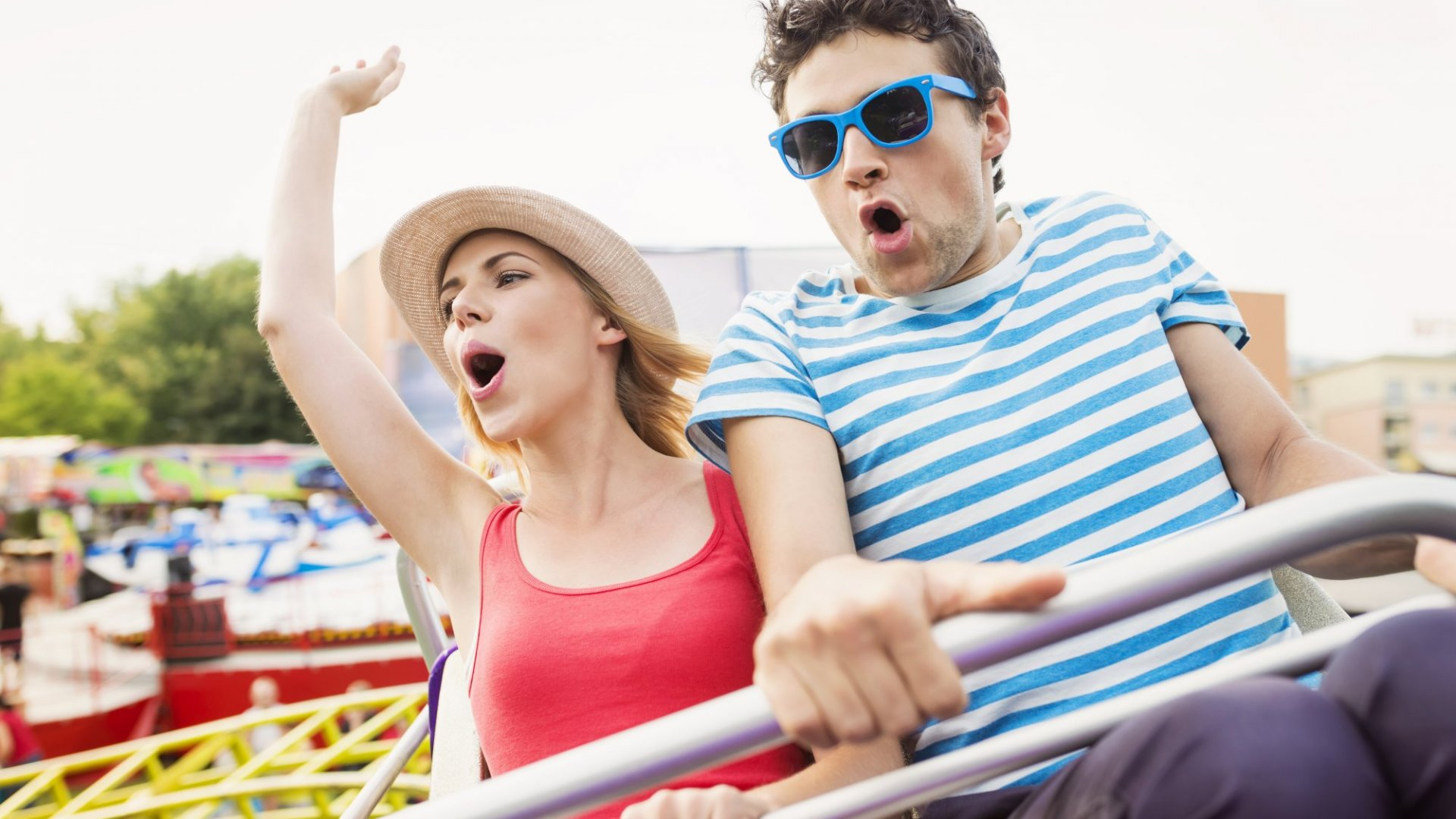3 Reasons Business Is Like A Rollercoaster