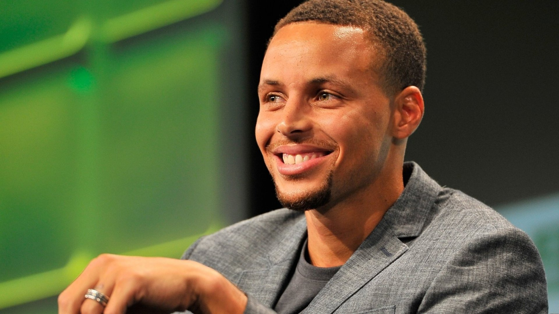 Stephen Curry, that's who consumers are buying.