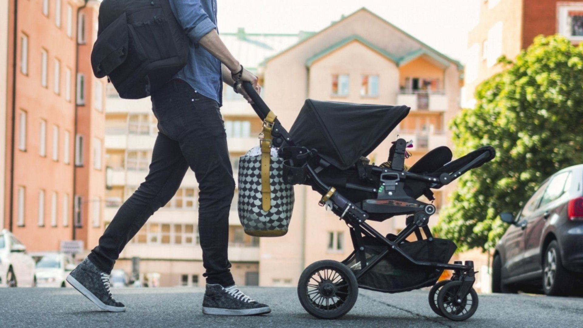 The Perfect Father's Day Gift? Paid Paternity Leave