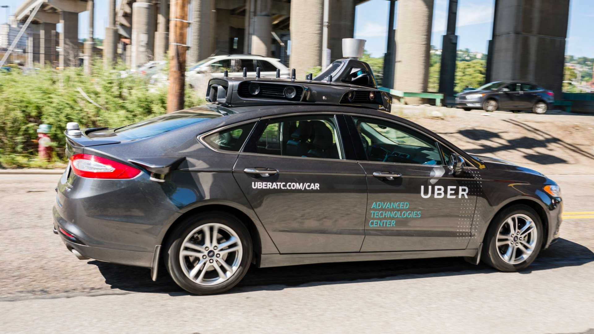 Uber Sends Self-Driving Cars to Arizona