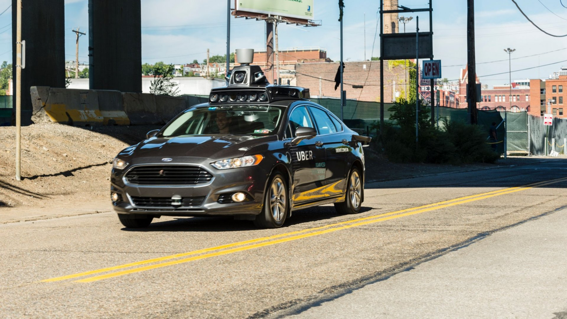 The First Rules of the Road for Self-Driving Cars Are Here
