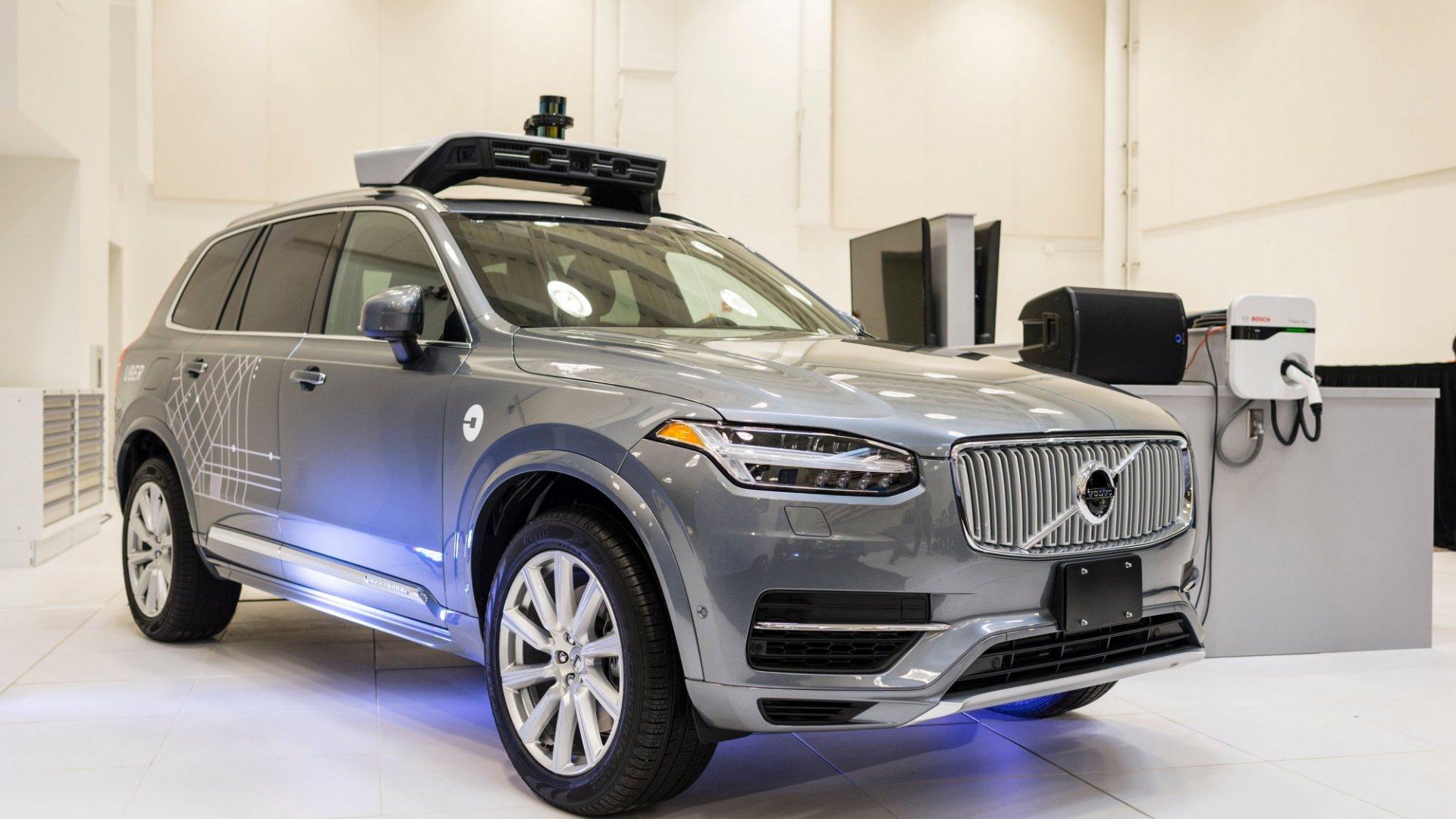 On Sunday, March 18th, an Uber Volvo XC90 in autonomous mode, with a safety driver as backup, hit and killed a 49-year-old Tempe, Arizona, woman, Elaine Herzberg. The NTSB is investigating.