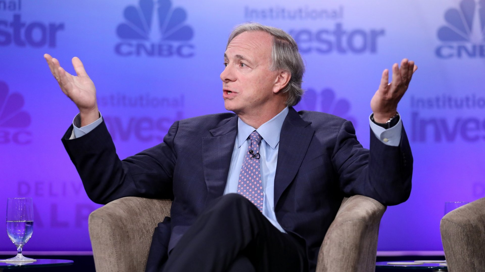 Co-CEO of the World's Biggest Hedge Fund Steps Down
