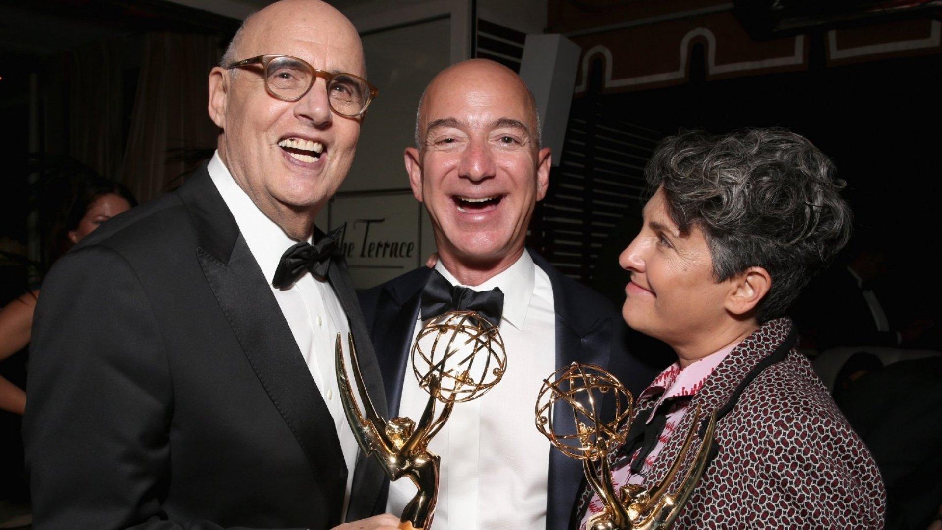 Jeff Bezos Ranks Third on the List of Global Billionaires in 2017