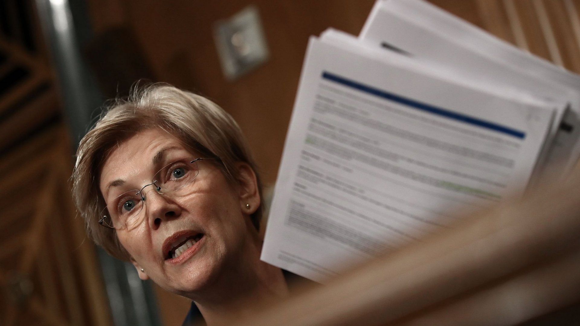 Elizabeth Warren Is Right About Wells Fargo's CEO (But Not for What You Think)