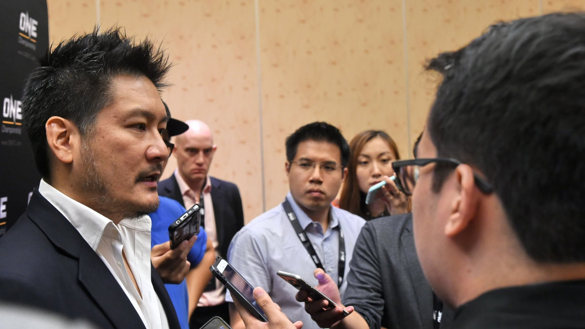 ONE Championship Founder, Chairman and CEO Chatri Sityodtong says he truly believes his company will have a larger footprint than the NFL in the near future.
