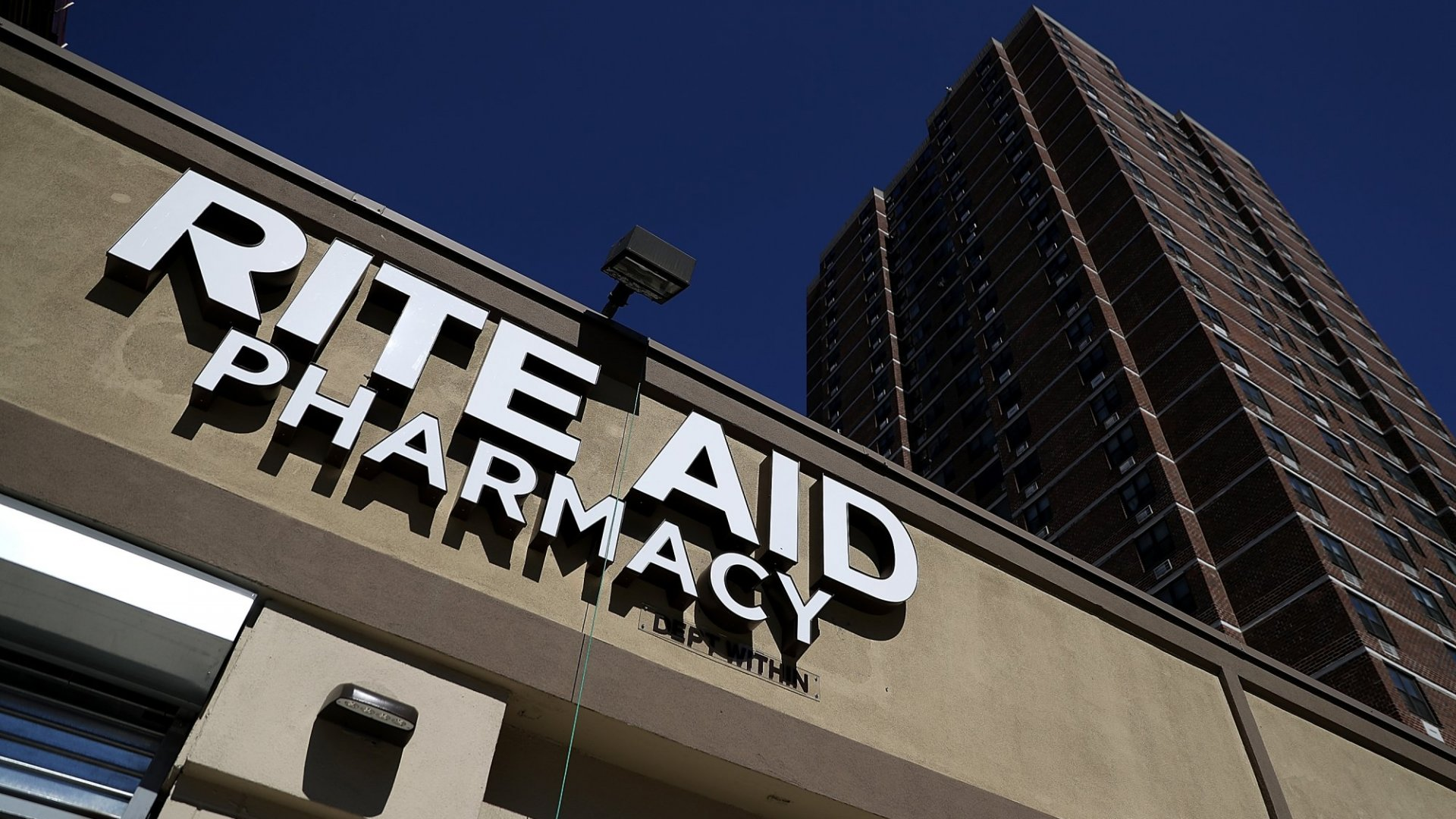 Amazon Has Partnered With Rite Aid to Offer Package Pickup at 1,500 Pharmacy Locations