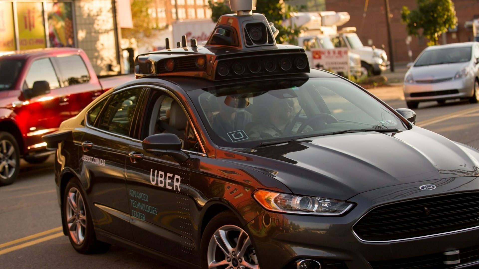 Uber and Lyft Are Betting That Driverless Cars Will Help Them Finally Make Money. Here's Why It Won't Work