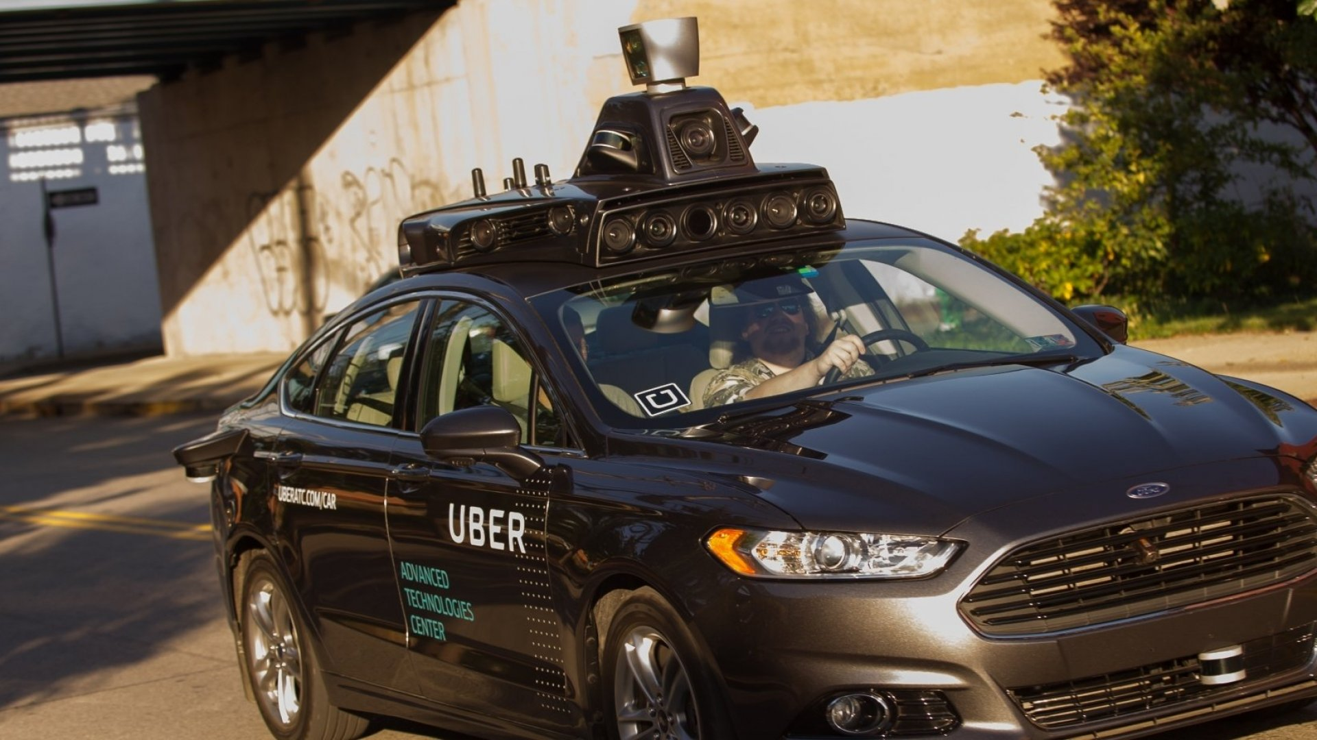 Just When You Thought Things Couldn't Get Worse for Uber, a Self-Driving Car Crashes in Arizona