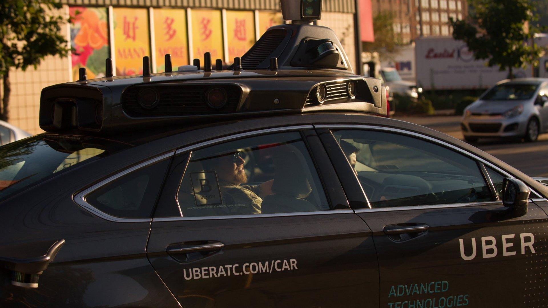 Uber Self-Driving Car Kills Pedestrian and Puts Industry in Danger